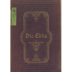 Die Edda : Götterlieder und...