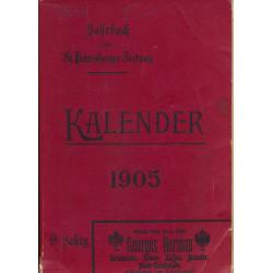 Jahrbuch der St....