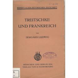 Treitschke und Frankreich