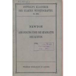 Newtons Abhandlung über die...