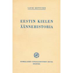 Eestin kielen äännehistoria