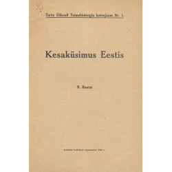 Kesaküsimus Eestis
