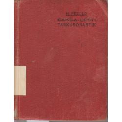 Saksa-eesti taskusõnastik