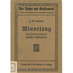 Minnesang : Die Liebe im...