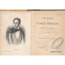 The works of Lord Byron :...