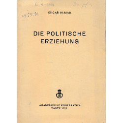 Die politische Erziehung