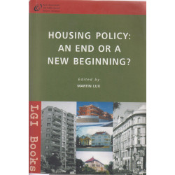Housing policy : an end or...