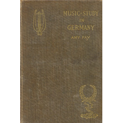 Music-study in Germany :...