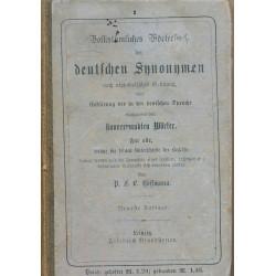 Volkstümliches Wörterbuch...