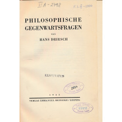 Philosophische...