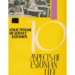 Education in Soviet Estonia