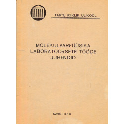 Molekulaarfüüsika...