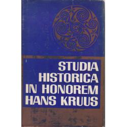 Studia Historica in honorem...