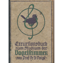 Excursionsbuch zum Studium...