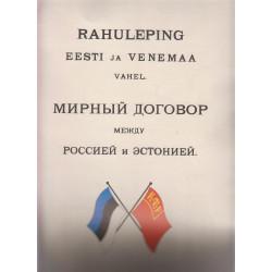 Rahuleping Eesti ja Venemaa...