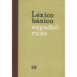 Lexico básico español-ruso...