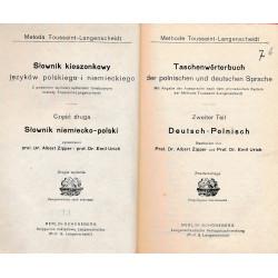 Taschenwörterbuch der...