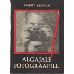 Algajale fotograafile