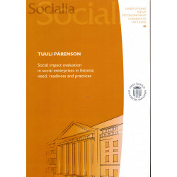 Social impact evaluation in...