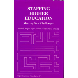 Staffing higher education :...