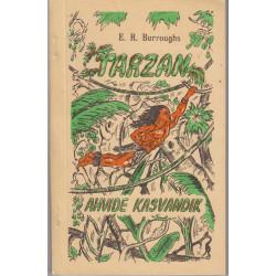 Tarzan - ahvide kasvandik
