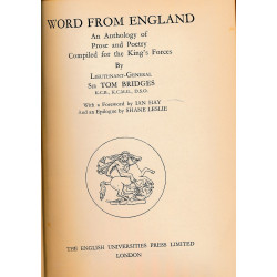 Word from England : an...