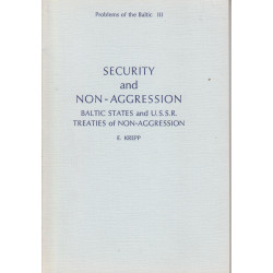 Security and non-aggression...