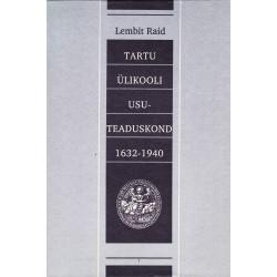 Tartu Ülikooli usuteaduskond 1632-1940