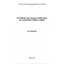 Synthesis and characterisation of nanostructured carbon