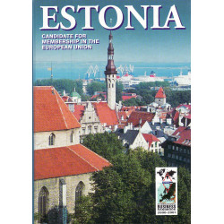ESTONIA. Candidate for membership in the European Union