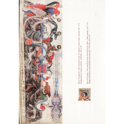 Postkaart. Liber moralis de oculo