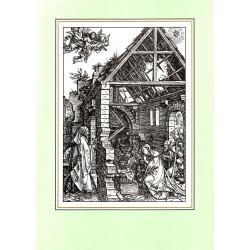 Postkaart. Kristuse sündmine
