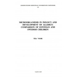 Microorganisms in infancy and development of allergy: