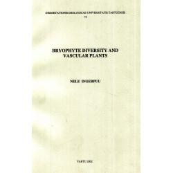 Bryophyte diversity and vascular plants
