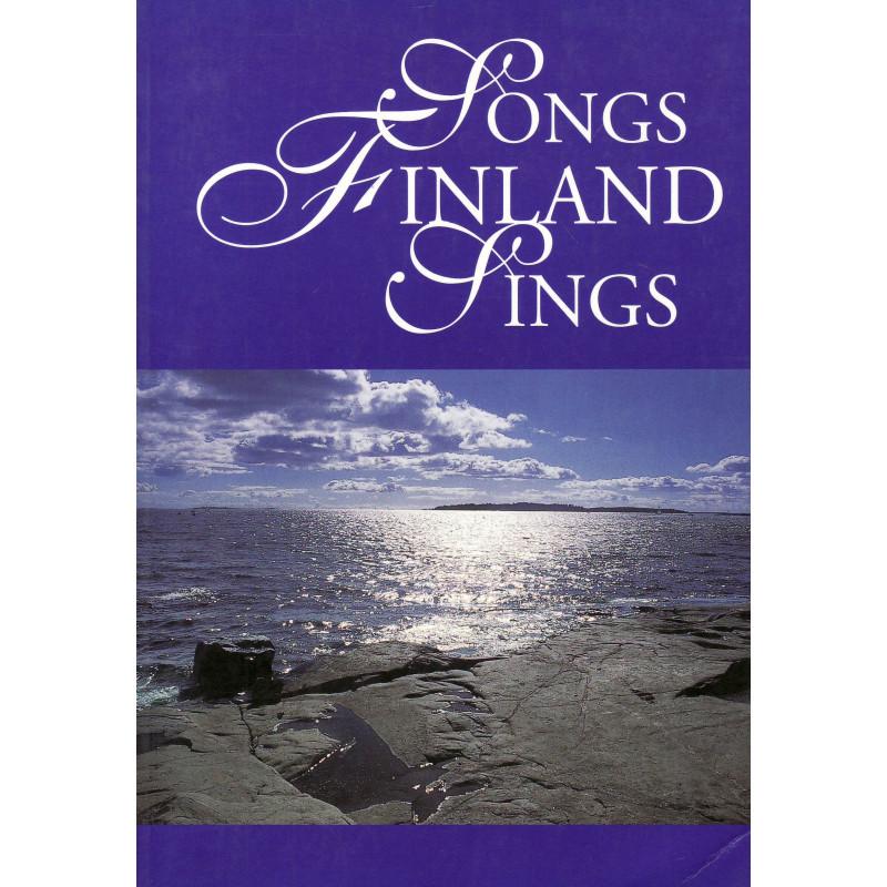 Songs. Finland sings