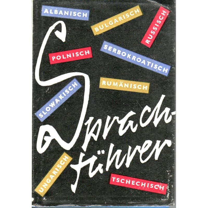 Sprachführer. Taschenwörterbuch der gebräuchlichsten Ausdrücke und Redewendungen ...