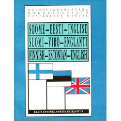 Soome-eesti-inglise koosolekusõnavara