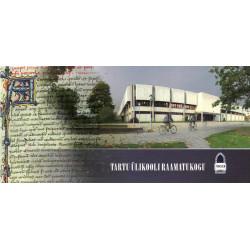 Postkaart. Tartu Ülikooli Raamatukogu
