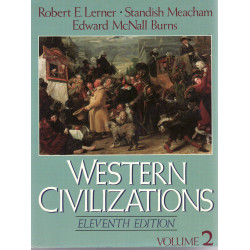 Western civilisation. Their history and theyr culture.  Vol II