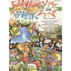 Raamatuvaksik 2/1990
