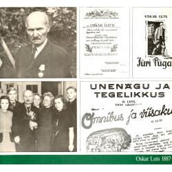 Oskar Luts 1887-1953