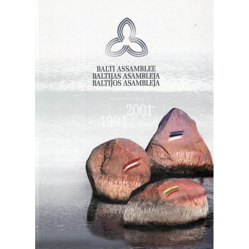 Balti Assamblee 1991-2001