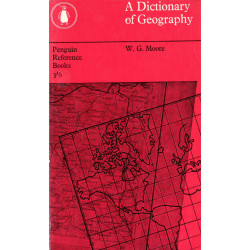 The Penguin dictionary of geography: definitions and explanations of terms used in physical geography