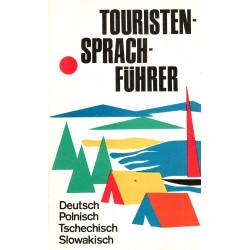 Touristen Sprachführer: Deutsch, Polnish, Tschechisch, Slowakisch