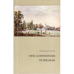 Der Goethepark in Weimar
