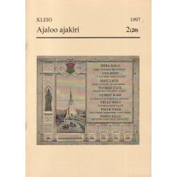 Kleio 2 (20) 1997