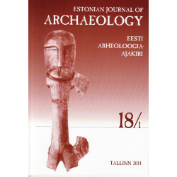 Estonian archaeology: official publication of the Institute of History and Archaeology of the University of Tartu