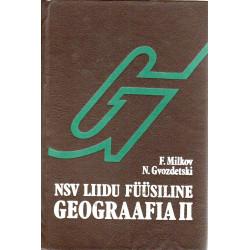 NSV Liidu füüsiline geograafia. 2, Aasia - osa