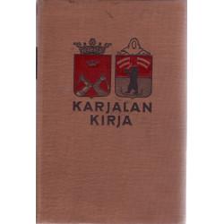 Karjalan kirja