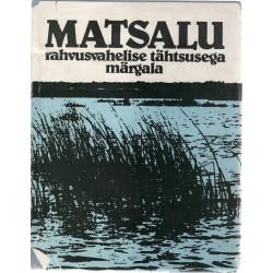 Matsalu- rahvusvahelise tähtsusega märgala